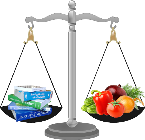 research of foods and herbs