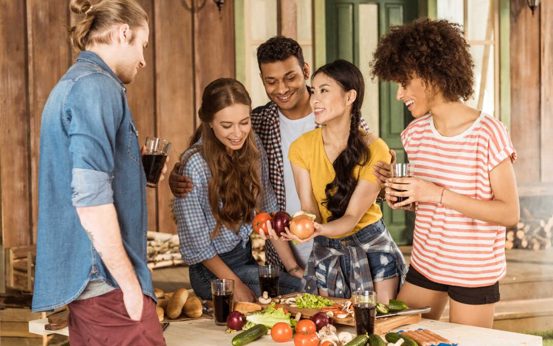 The Joy of Cooking at Home and its Benefits